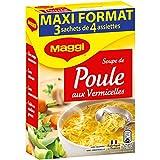 Maggi Soupe Poule Vermicelles 3x59g