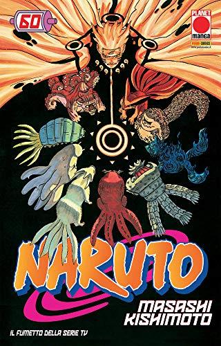 Naruto 60 Prima Ristampa