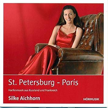 St. Petersburg - Paris (Musik aus Rußland und Frankreich für Harfe Solo)
