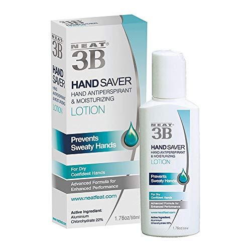 Neat 3B Gel Anti Transpirant Pour Les Mains, 50 ml