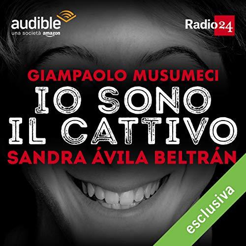 Sandra Ávila Beltrán copertina