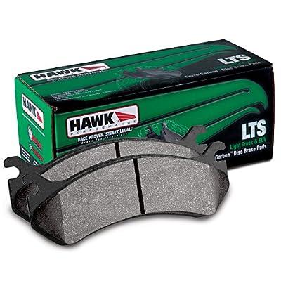 Hawk Performance HB714Y.715 Street Brake Pads