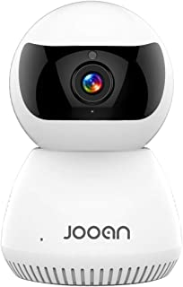 JOOAN 1080P HD Home Security Camera 2MP Network Camera Surveillance IP Camera Wireless WiFi Dome Camera for Baby/Pet/Elder...