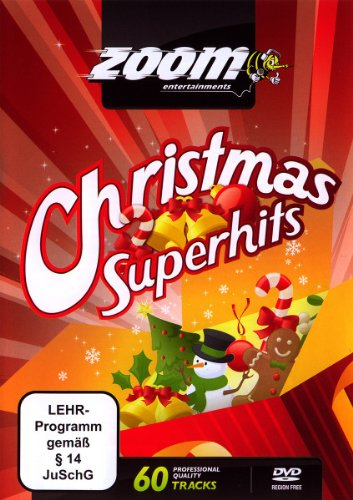Zoom Karaoke - Christmas Superhits [2 DVDs] [Alemania]