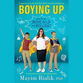 Boying Up audiobook cover art
