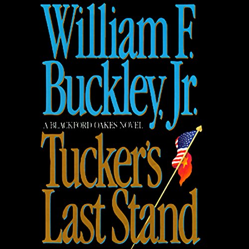 Tucker's Last Stand audiobook cover art