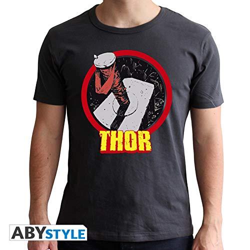 AmazonUkkitchen ABYstyle Abysse Corp_ABYTEX471 Marvel - Tshirt