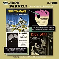 2 Classic Albums Plus Two Ep`S - Jack Parnell by Jack Parnell (2010-11-16)