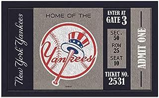 Evergreen Turf Mat, New York Yankees