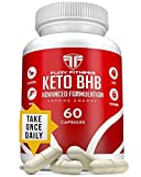 Keto BHB Oil Capsules - BHB exogenous Ketones - Keto Pills to Aid Diet - High Energy Increased...