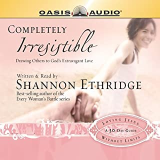 Completely Irresistible audiobook cover art