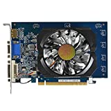 SYFANG La Tarjeta de Video Fit for GIGABYTE GT730 1GB SDDR3 Tarjetas gráficas Geforce GPU Tarjetas de Juegos Dvi VGA GT630 710 Tarjetas gráficas