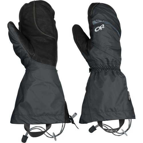 Outdoor Research Alti Mitts Men's Black XL