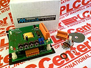 MINARIK DRIVES MM03-115AC-PCM-0613 DC Drive 1/8HP 115VAC