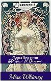 Counted Cross Stitch: Art Deco F. Champenois (Art Deco Counted Cross Stitch Book 1) (English Edition)