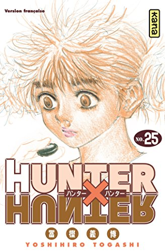 Hunter X Hunter, tome 25