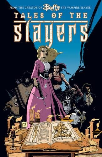 Buffy the Vampire Slayer Comic: Tales of the Slayers