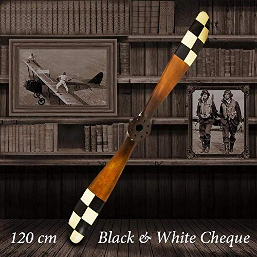 Wooden plane propeller 3 therapeutic # decoration