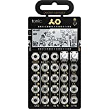 Teenage Engineering PO-32 Tonic Drum Synthesizer und Sequenzer, Gold/Schwarz