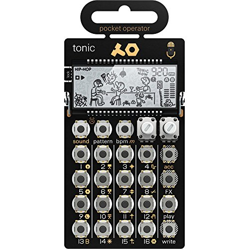 Teenage Engineering PO-32 Pocket Operator Tonic Drum Synth