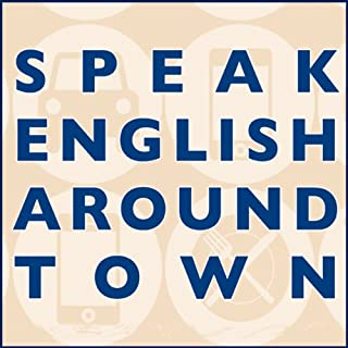 Speak English Around Town cover art
