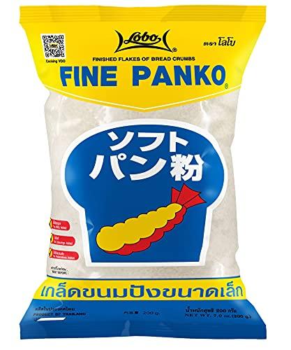 Panko fino - 200g
