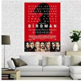 A&D The Academy Awards   Filmplakat Birdman Material