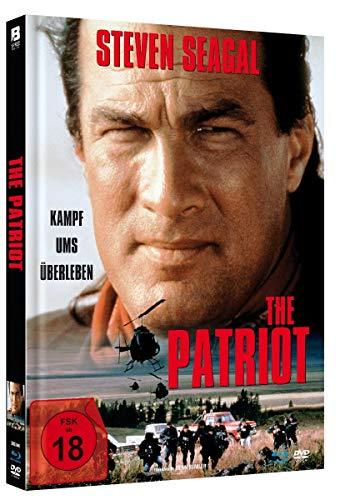 The Patriot - Kampf ums Überleben (Uncut Limited Mediabook mit Blu-ray+DVD/in HD neu abgetastet)