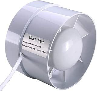 100/mm,/color blanco Extractor en l/ínea con flujo mixto Vents TT-100 TT