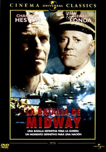 La Batalla De Midway [DVD]
