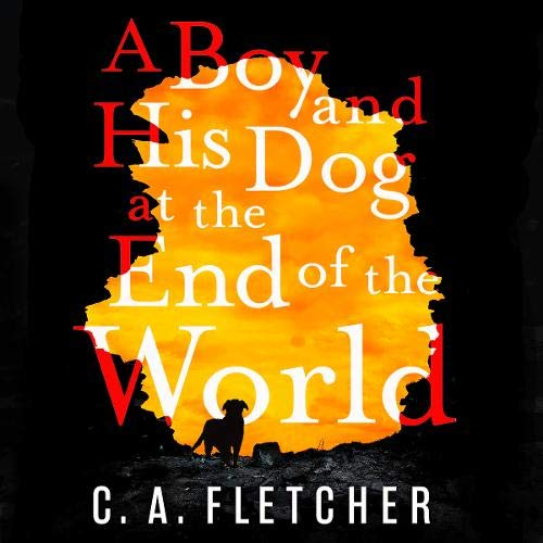 A Boy and his Dog at the End of the World cover art