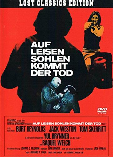 Auf leisen Sohlen kommt der Tod (1972) (DVD) gebr.-gut