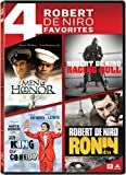 Men of Honor / Raging Bull / The King of Comedy [Import USA Zone 1]