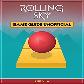 Rolling Sky Game Guide Unofficial cover art