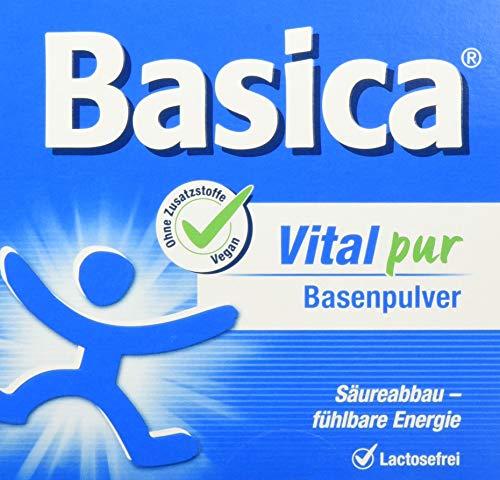 Basica Vital pur Basenpulver, 81 g
