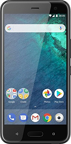 HTC U11 life Smartphone (13,21 cm (5,2 Zoll) Display, 32 GB Speicher, Android 8.0) Brilliant Black