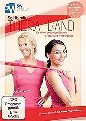 Sei fit mit Thera-Band - für einen gesunden Rücken