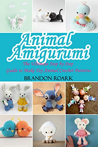 The Complete Guide to Giant Amigurumi [ebook] | PlanetJune by June ... | 500x335