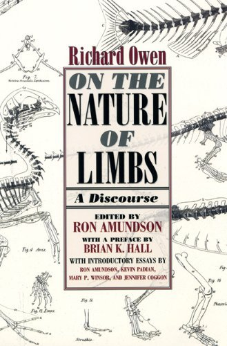 On the Nature of Limbs: A Discourse (English Edition)