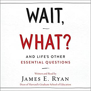 Wait, What? audiobook cover art