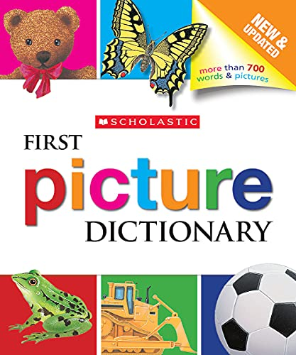 Scholastic First Picture Dictionary - Revised