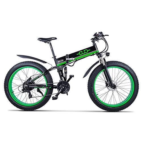 GUNAI Mountain Bike Elettrica, Bici elettrica 1000W...