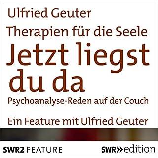Jetzt liegst du da - Psychoanalyse: Reden auf der Couch (Therapien für die Seele) Titelbild