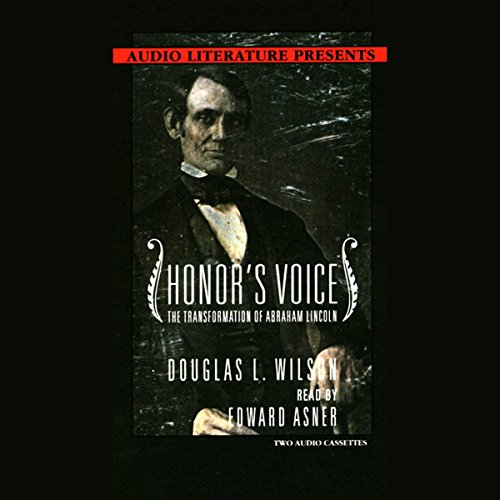 Honor's Voice audiobook cover art