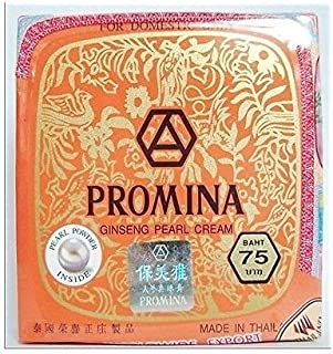 Promina Ginseng Pearl Whitening Face Cream