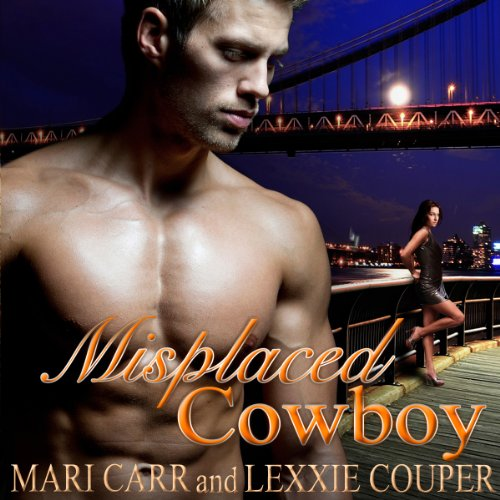 Misplaced Cowboy audiobook cover art