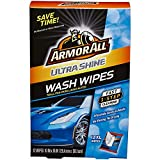 Armor All Car Wash Wipes - Interior Cleaner for Cars & Truck & Motorcycle, Ultra...
