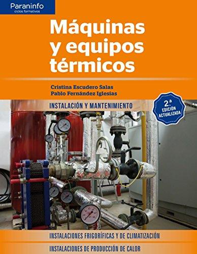 Máquinas y equipos térmicos 2.ª edición