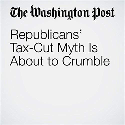 Republicans' Tax-Cut Myth Is About to Crumble copertina