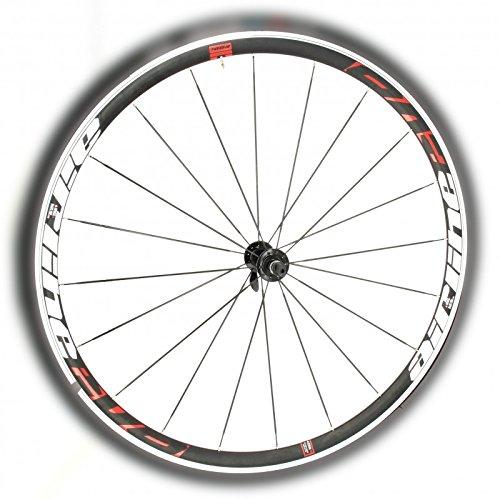 Rodi Airline EVO - Ruedas de Bicicleta para Adulto, Unisex, Color Negro, 622x13C